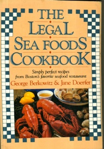 Fish and Seafood Cookbooks